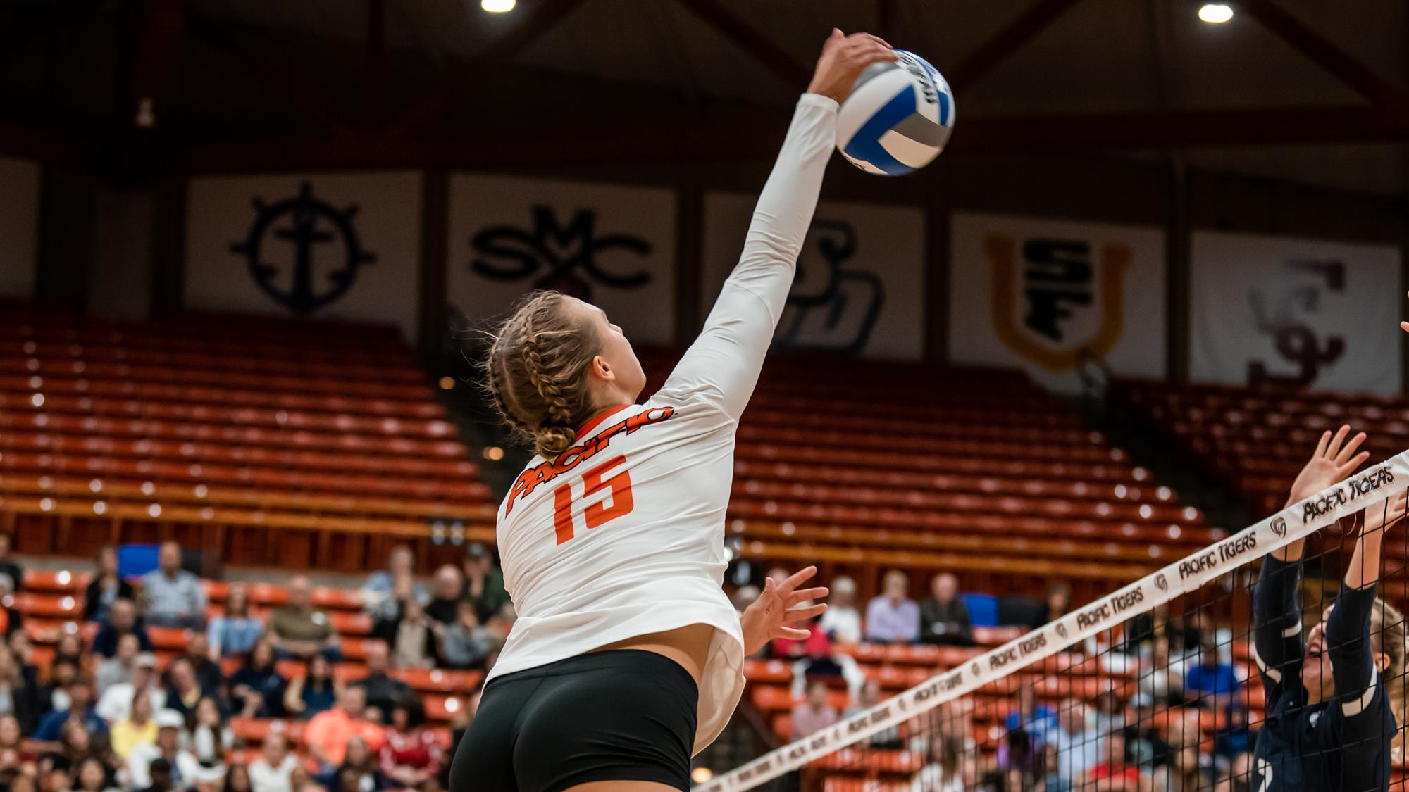 Pacific Drops 3 0 Decision At San Diego University Of The Pacific
