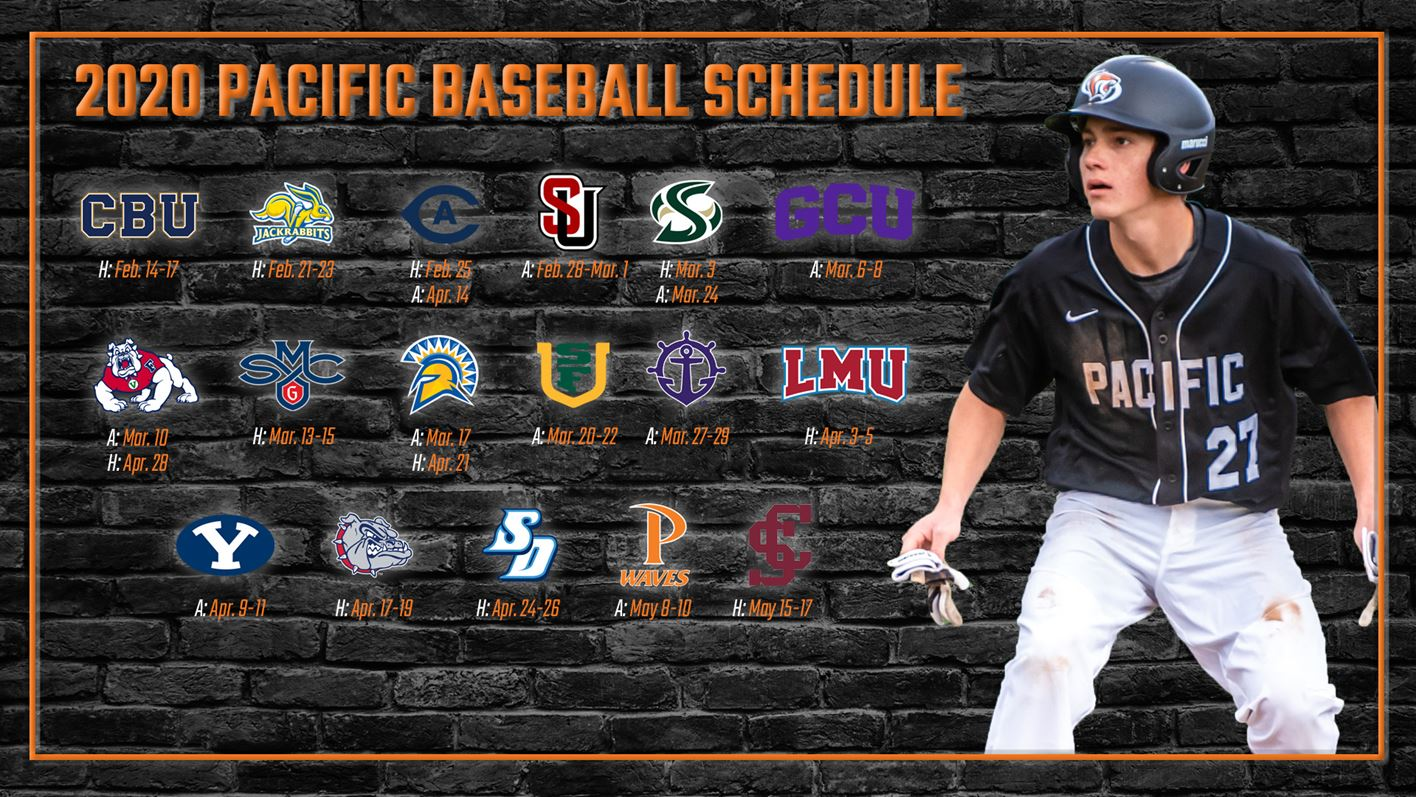 Tigers Home Opener 2020.Tigers Release 2020 Regular Season Schedule University Of